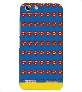 PrintDhaba Pattern D-1546 Back Case Cover for LENOVO VIBE K5 (Multi-Coloured)