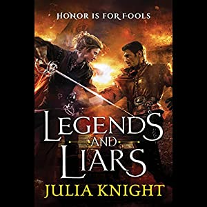 The Duellists Trilogy, Book 2 - Julia Knight