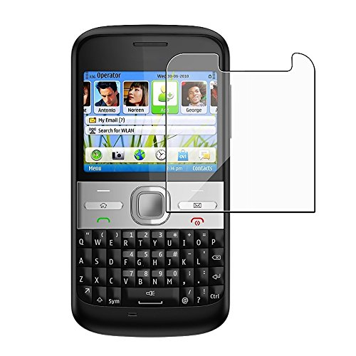 Eforcity® Transparent Clear Lcd Screen Protector Compatible With Nokia E5, 3 Packs