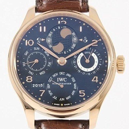 (アイダブリューシー) IWC IW503202 ポルトギーゼパーペチュアルカレンダー RG 自動巻