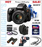 Sony DSLR-SLT-A55V 16.2MP Digital SLR with