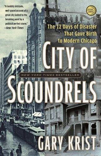 City of Scoundrels book cover
