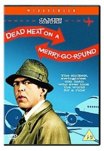 Dead Heat on a Merry-Go-Round [Reino Unido] [DVD]