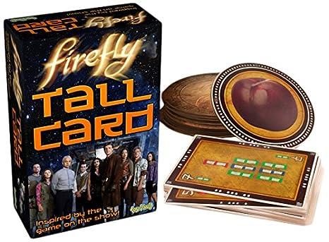 """Jouet Vault Tyv23006""""Firefly Tall"""" Jeu de cartes"""