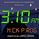 3:10 a.m.: Henry Bins, Book 2 Audiobook by Nick Pirog Narrated by James Barak