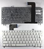 Samsung NP-N210 White UK Replacement Laptop Keyboard