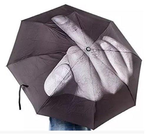 CherryLemonade Middle Finger Umbrella Up Yours Umbrella / Umbrella ella ella