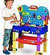 IMC Toys - 180185 - Jeu Educatif Premier Age - Eveil - Etabli Malette - Mickey