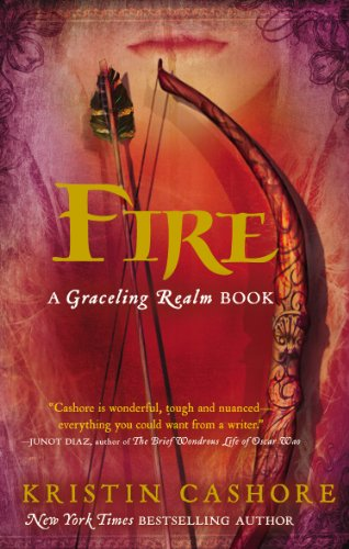 Cover of Fire (A Companion to Graceling)