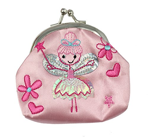 Creative Education's Fairy Clip Coin Purse