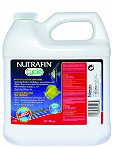 Nutrafin Cycle Biological Filter Supplement, 68-Ounce