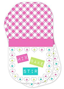 Boston Warehouse Baked Goods Finger Grip Set