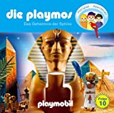 Die Playmos 10: Das Geheimnis der Sphinx: FOLGE 10 - Simon X. Rost