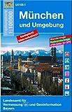UK100-1 München und Umgebung: Friedberg, Fürstenfeldbruck, Dachau, Erding,  Ebersberg, Landsberg am Lech, Starnberg, Weilheim i.OB,Schongau, Penzberg, Wolfratshausen,  Bad Tölz, Miesbach