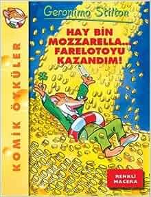 Hay Bin Mozzarella Farelotoyu Kazandim!: Geronimo