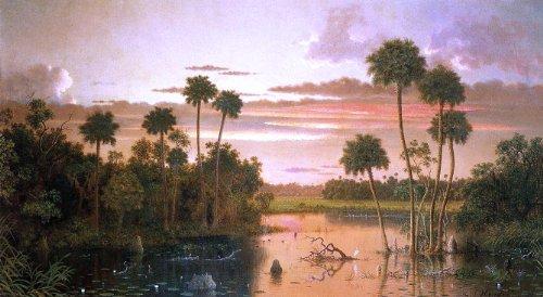 martin-johnson-heade-the-great-florida-sunset-14-x-28-premium-archival-print