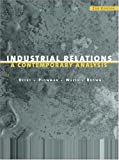 Industrial Relations: A Contemporary Analysis (0074709755) by Deery, Stephen