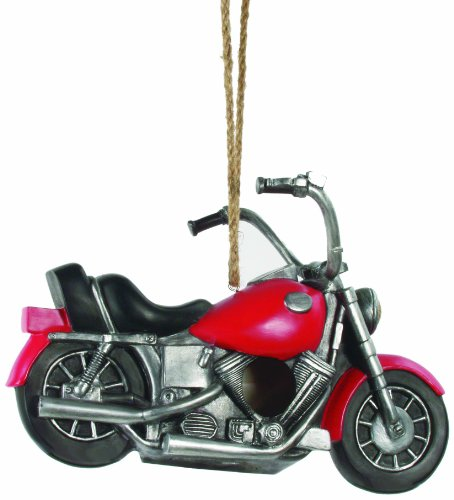 Spoontiques Motorcycle Birdhouse