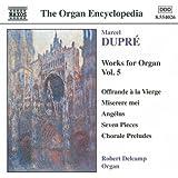 ?uvres pour orgue (Volume 5)