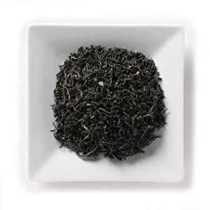 Mahamosa China Green Tea Loose Leaf (Looseleaf)- Mao Jian Super Green 2 oz, Loose Leaf Chinese Green Tea