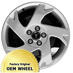 PONTIAC VIBE 16X6.5 5 SPOKE Factory Oem Wheel Rim- SILVER – Remanufactured
