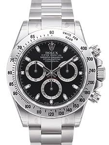 Amazon.com: Rolex Cosmograph Daytona Steel Men's Watch