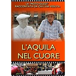 l'aquila nel cuore