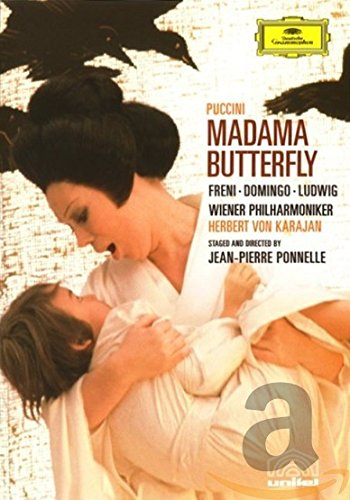 DVD : Christa Ludwig - Madama Butterfly (DVD)
