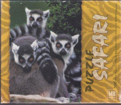 Puzzle Safari - Zebra Trio, South Africa