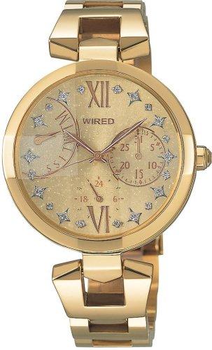 WIRED f (ワイアード エフ) 腕時計 AGEE001 レディース