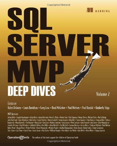 SQL Server MVP Deep Dives, Volume 2