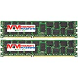 16GB KIT (2 X 8GB) DIMM DDR3 ECC Registered PC3-12800 1600MHz Dual Rank RAM Memory. For Gateway GR Server Series...