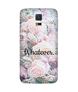 Whatever Samsung Galaxy S5 Case