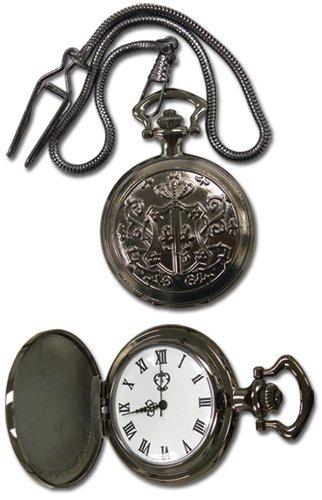 GE Animation Black Butler: Sebastian Pocket Watch