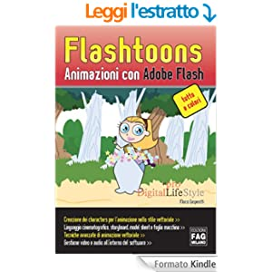 Flashtoons - Animazioni con Adobe Flash