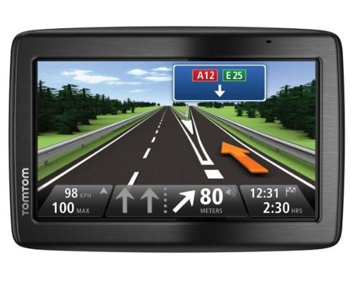 Via 130 GPS for Europe