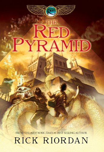 Cover of The Red Pyramid (The Kane Chronicles, Book 1)