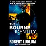 The Bourne Identity (       ABRIDGED) by Robert Ludlum Narrated by Darren McGavin