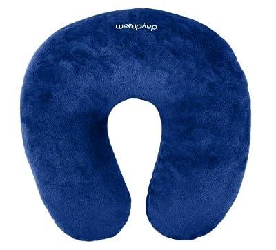 daydream Reise-Nackenkissen (mit Mikroperlen), blau