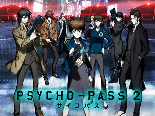 PSYCHO-PASS Season 2 (Original Japanese Version)