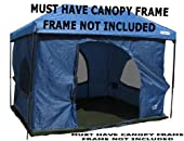 Standing Room 100 hanging Tent (blue)