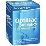 OptiBac Probiotics For Every Day - 180 capsules