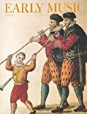 img - for Early Music : Dating of Dido and Aeneas by Purcell; earliest Notice of Dido & Aeneas; Musicians in 18th Century Venice; New Documents on the Bassano Family; Bassanelli Reconstructed; German Secular Polyphony of the Renaissance; The Faenza Codex book / textbook / text book