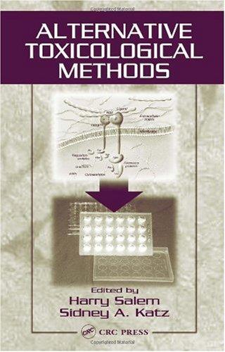 Alternative Toxicological Methods