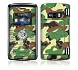 Camo Decorative Skin Cover Decal Sticker for LG enV3 VX9200 Cell Phone