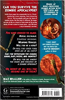 how to survive zombie apocalypse book pdf