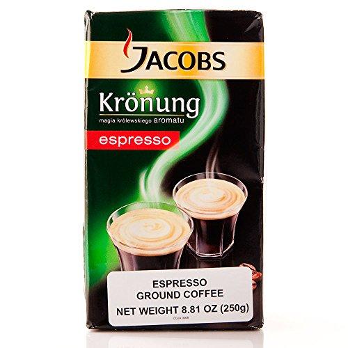 Jacobs Kroenung Espresso 8.8Oz (250G)
