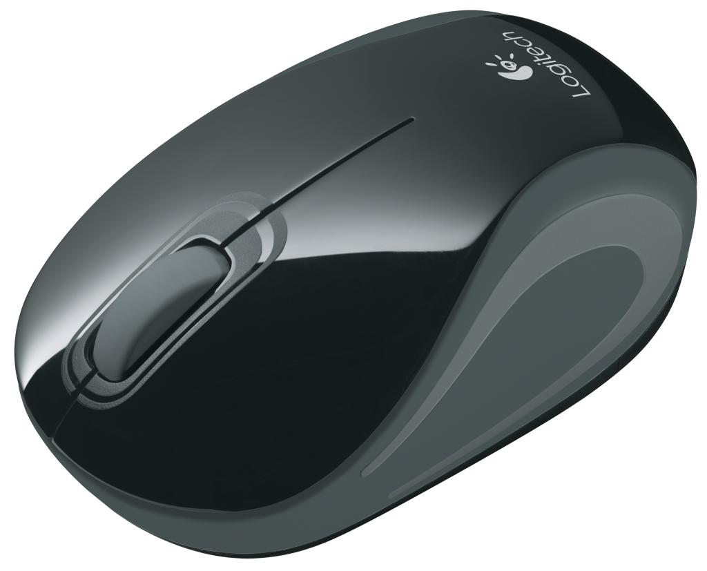 e3952b2190e Logitech M187 Mini Wireless Mouse, Black, Rs.690