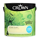 Crown Breatheasy Emulsion Paint - Matt - Juniper Bush - 2.5L