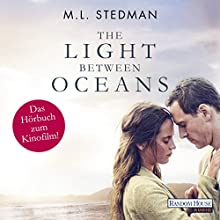 The light betweeen oceans Audiobook by M. L. Stedman Narrated by Stephan Benson